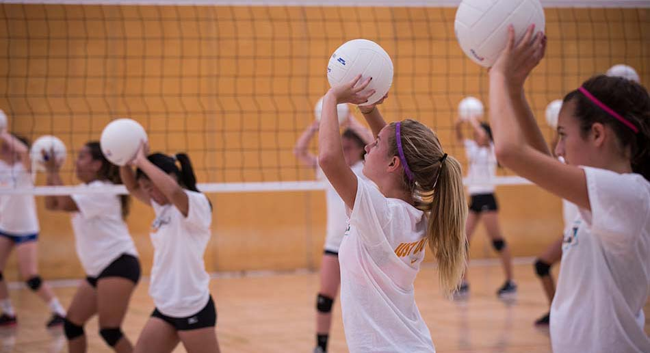 Clinic Schedule Dig Deep Volleyball